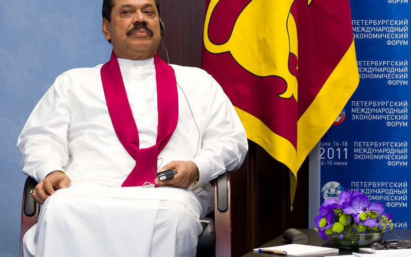 В Шри-Ланке экс-президент попытался устроить государственны переворот