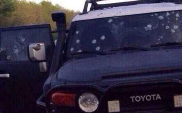 Украинские силовики расстреляли мэра Первомайска
