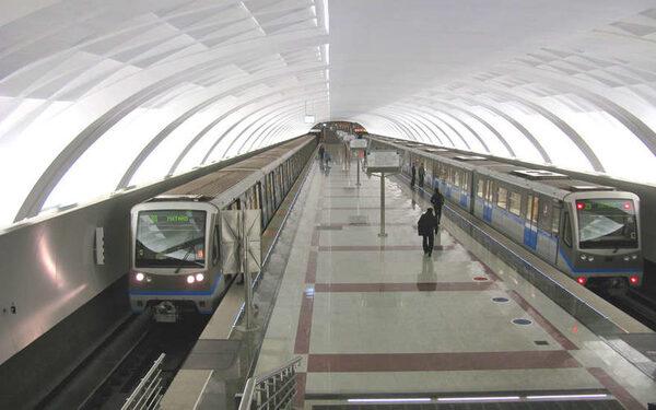 В столичном метро между станциями Алтуфьево и Отрадное встали поезда
