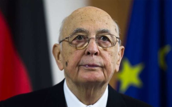 Президент Италии Наполи