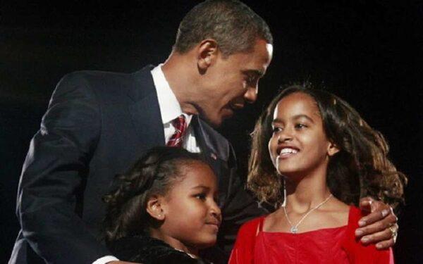 Белый Дом начал расследование появления снимка дочери Обамы в инстаграме рэп-группы
