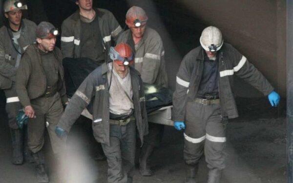 На шахте в Ухте при обвале породы погибли два человека