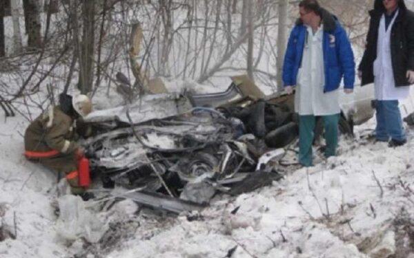 В Вологодской области в лобовом ДТП с двумя иномарками погибли трое, в том числе ребенок