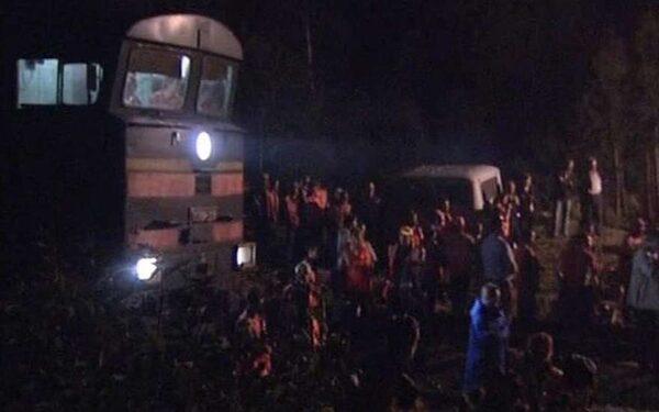 Столкновение двух поездов в Бразилии: пострадали почти 70 человек