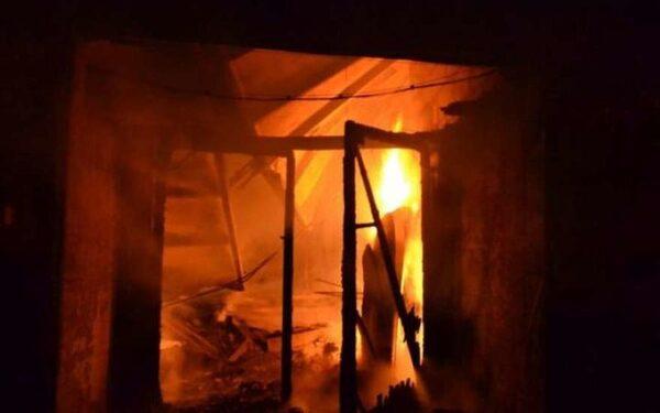 В Рождественское утро сгорели два дома
