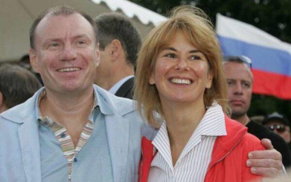 Миллиардер Потанин разводится с супругой после 30 лет брака