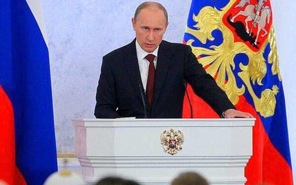 Путин назвал причину обострения конфликта в Донбассе