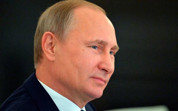 Путин - рейтинг президента вырос до 71%