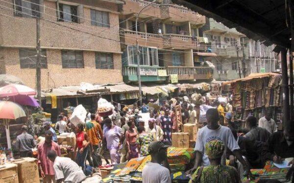 взрыв на рынке Нигерии