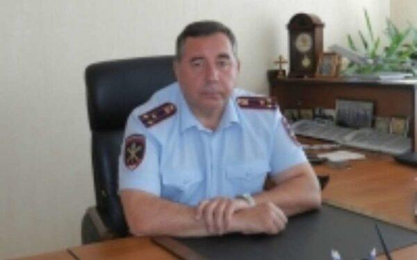 начальник полиции Саранска
