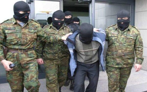 Мариуполь, СБУ, ополчение ДНР, Новороссия, арест