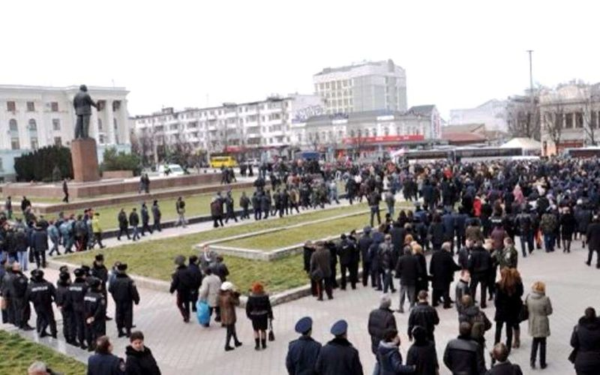 Музтеатр в Симферополе предлагают снести