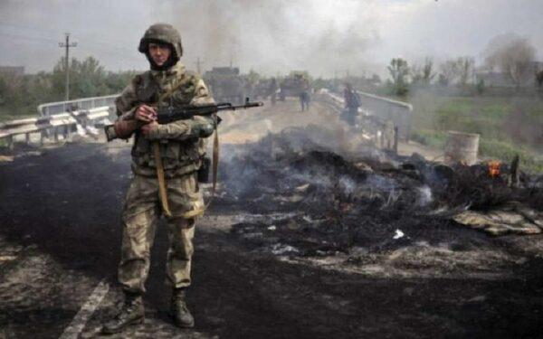 Наступление ВСУ на Луганск