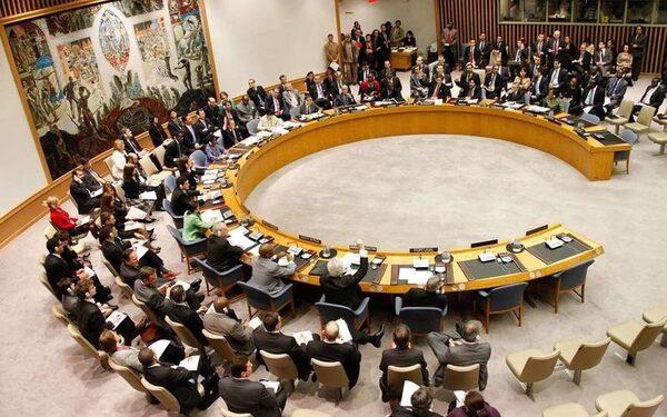 Совбез ООН не смог согласовать заявление по Мариуполю 25.01.2015