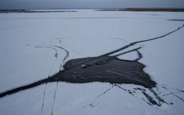В Приморье ребенок погиб, провалившись под лед