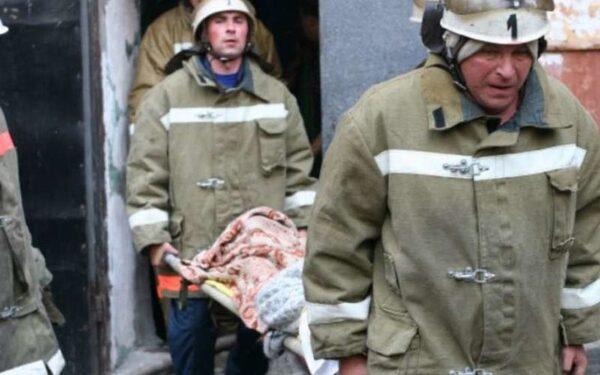 В Приморском крае жертвами пожара в частном доме стали полуторагодовалый ребенок и его отец