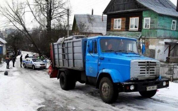 В Витебске под колесами мусоровоза погиб 57-летний рабочий предприятия «Спецавтобаза города Витебска»