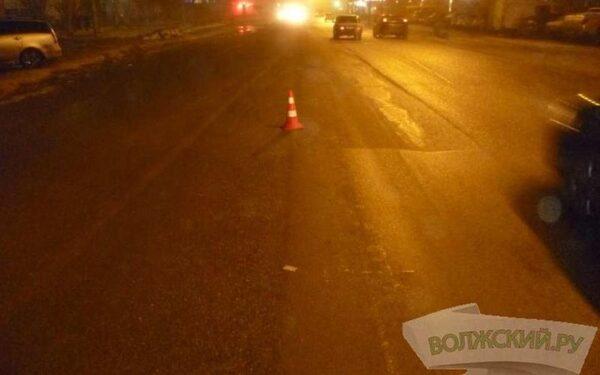В Волжском пенсионерку поочередно сбили две машины