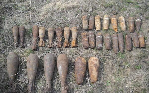 В Калининграде обезврежено 12 взрывоопасных снарядов времен ВОВ