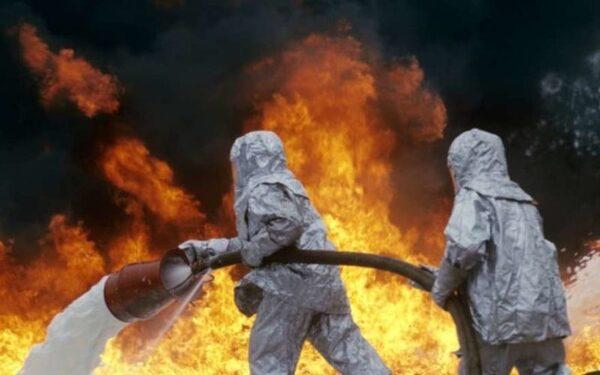 В южнокорейском городе Ульсан прогремел взрыв на судне с химикатами, есть пострадавшие