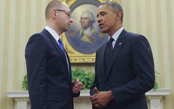 Яценюк рассказал о долгах Украины и надеждах на кредитные гарантии от США