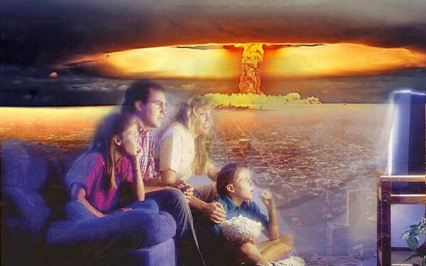когда по телевизору покажут оркестр наступит конец света
