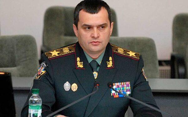 Захарченко  - экс-глава МВД Украины работает консультантом в «Ростехе» 16 января, 15:09