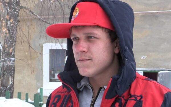 Мордовский парнишка добровольно помогает пожарным