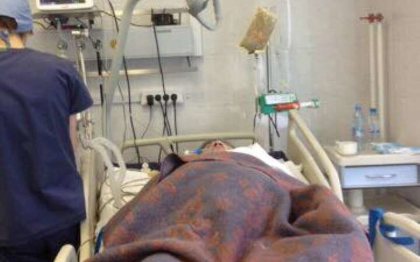 В Ростове-на-Дону в больнице №4 в очереди под кабинетом скончался 34-летний больной с пневмонией: более 3 часов он просидел среди живых