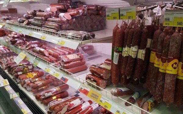 В Сальске двое безработных обокрали магазин: были вынесены продукты на 110 тысяч рублей