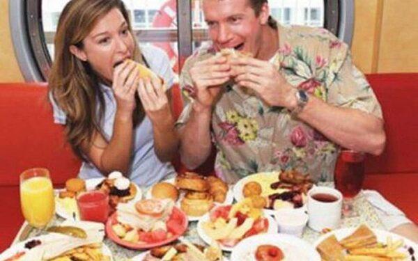 ученые узнали, пчему женщины и мужчины едят с разной скоростью
