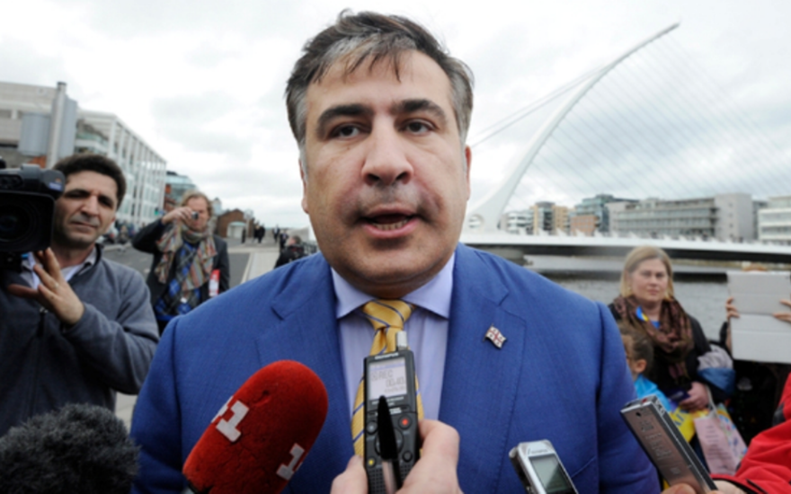 «Трамп в шоке, а весь мир рыдает от смеха»: Саакашвили опозорил всю Украину