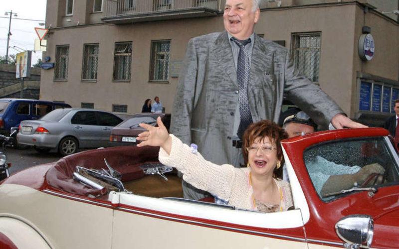 Михаил Державин и Роксана Бабаян: дети, фото, разница в возрасте