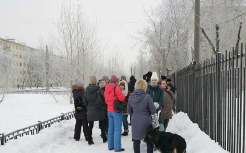 Пермь школа №127, последние новости сегодня 17.01.2018: хроника происшествия, видео и фото