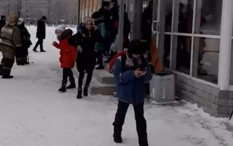 Школа в Перми резня: новости, видео, виновники