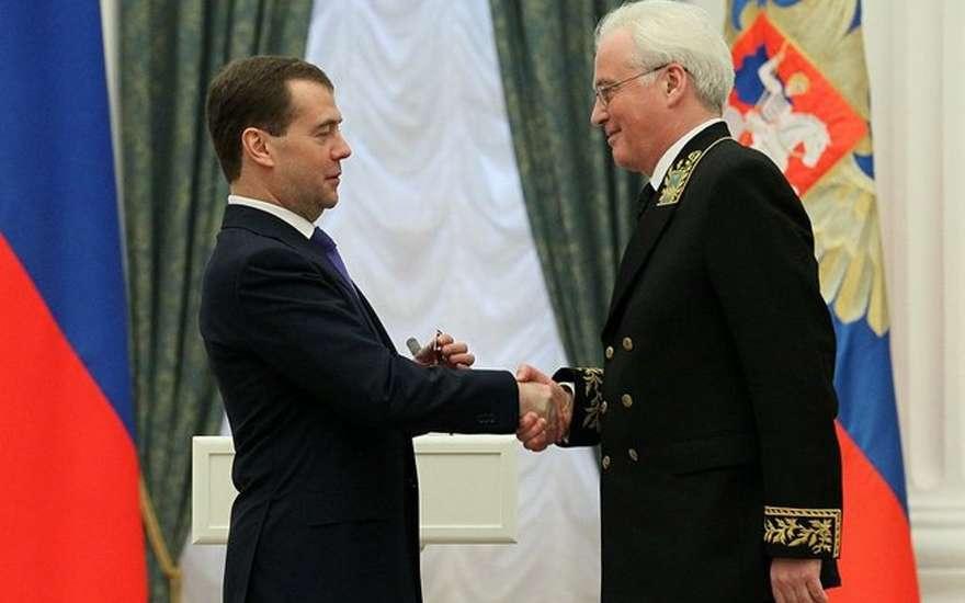 Виталий Чуркин: причина смерти