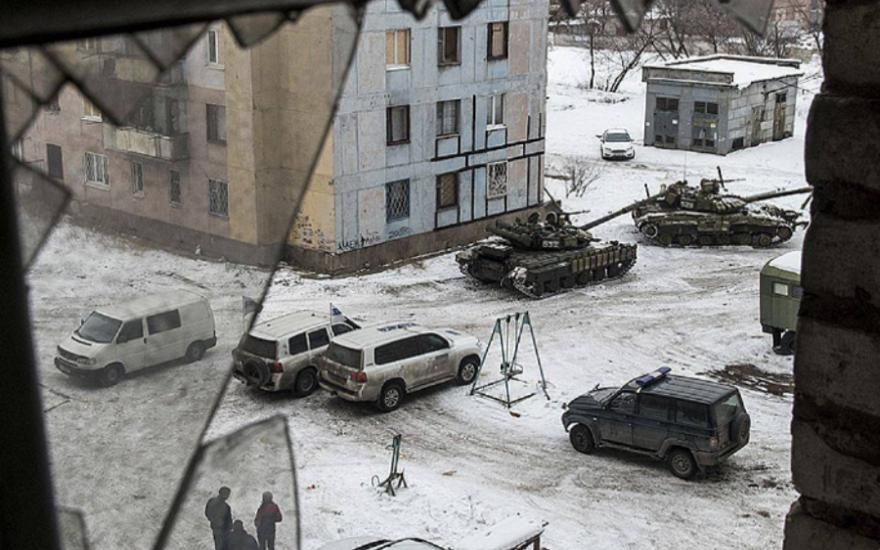 Новости Новороссии сегодня 03 02 2017: ситуация в ЛНР и ДНР