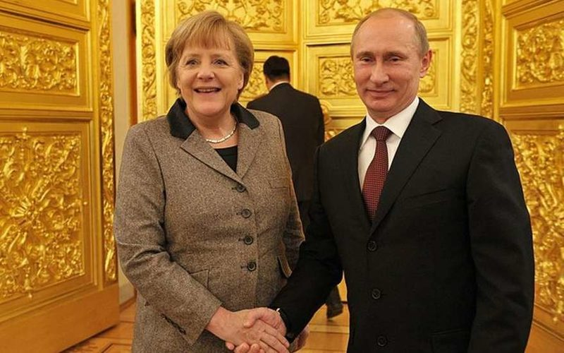 Такого позора Ангела Меркель не переживет
