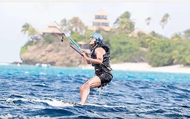 Как Обама отдыхает на Виргинских островах: фото Обамы взорвали Сеть