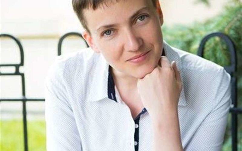 «Враг народа» - так назвала Надежда Савченко президента Украины Петра Порошенко