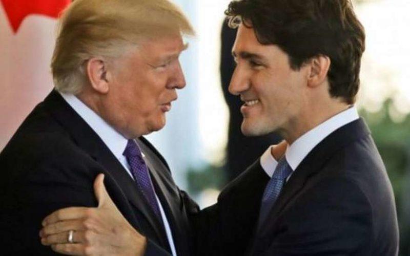 «Весь мир заливается смехом»: То, что случилось на встречи Трампа и Трюдо Америка еще долго не забудет