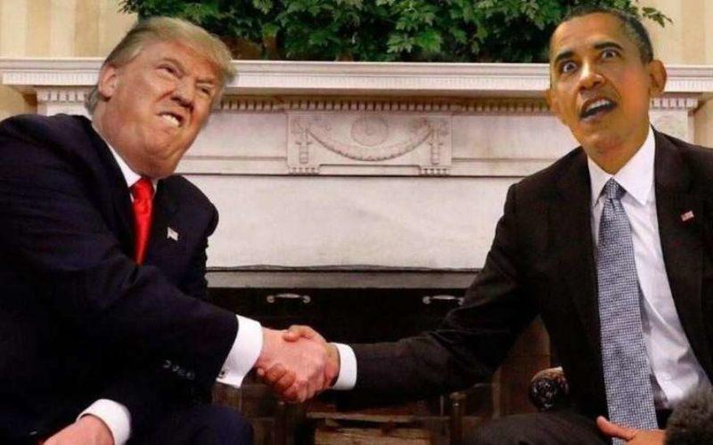 Странное рукопожатие Трампа удивило весь мир: видео взорвало интернет