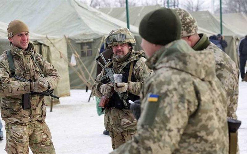 Новости из Макеевки: бойцы ВСУ спрятались на детской площадке (фото)