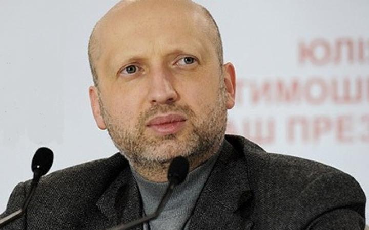 Турчинов заявил, что Крым останется в составе Украины