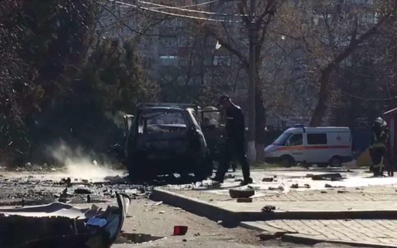 В Мариуполе «теракт»