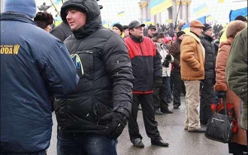 Люди Украины восстали и поставили ультиматум