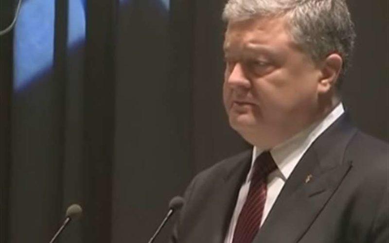 Порошенко: ДНР и ЛНР дорого заплатят за блокаду Донбасса