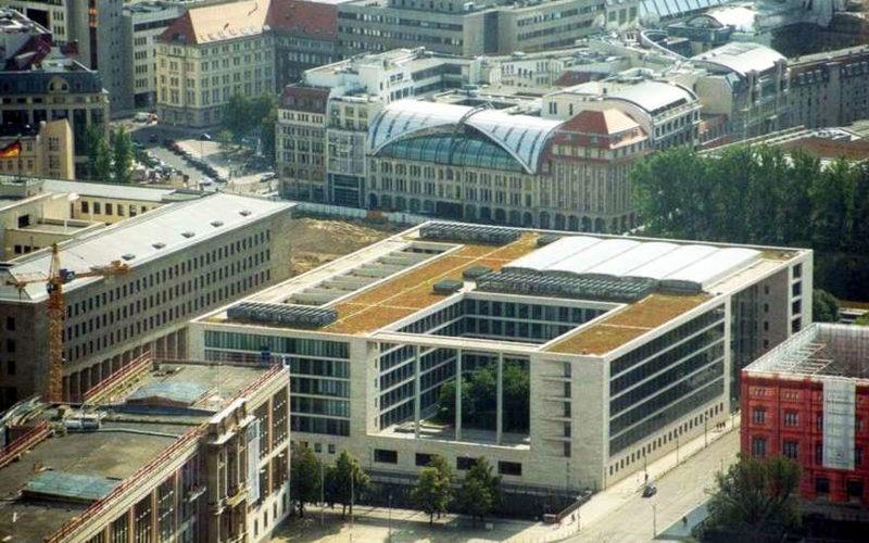 МИД Германии требует отСША закончить военные операции вСирии