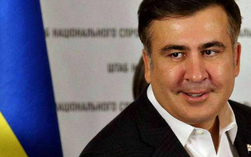 Саакашвили требует отставку министра спорта