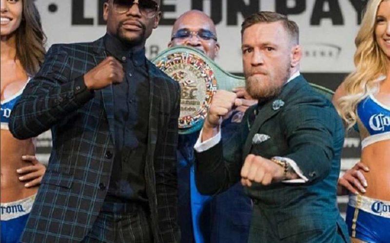 Макгрегор vs Мейвезер: прямая трансляция 27.08.2017, смотреть онлайн бокс